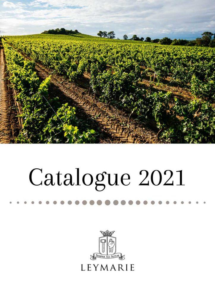 catalogue vins