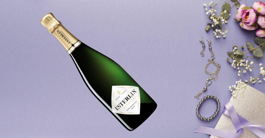 champagne esterlin cadeau fete des meres