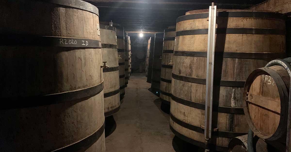 Pineau des Charentes et porto, deux exemples de vins mutés